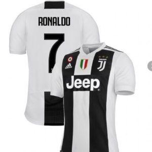 """Jersey Cristiano Ronaldo """"Juventus"""""""